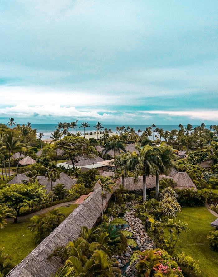 luna de miel en las islas fiji con basho travel