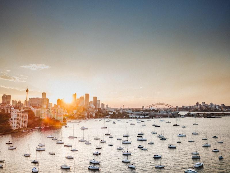 Luna de miel en Australia con basho travel