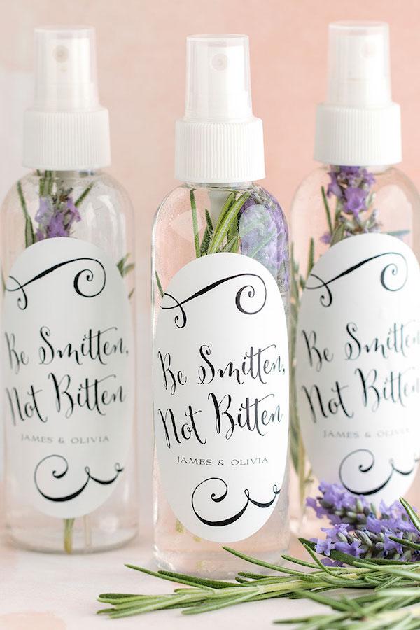 Spray anti-mosquitos de bricolaje