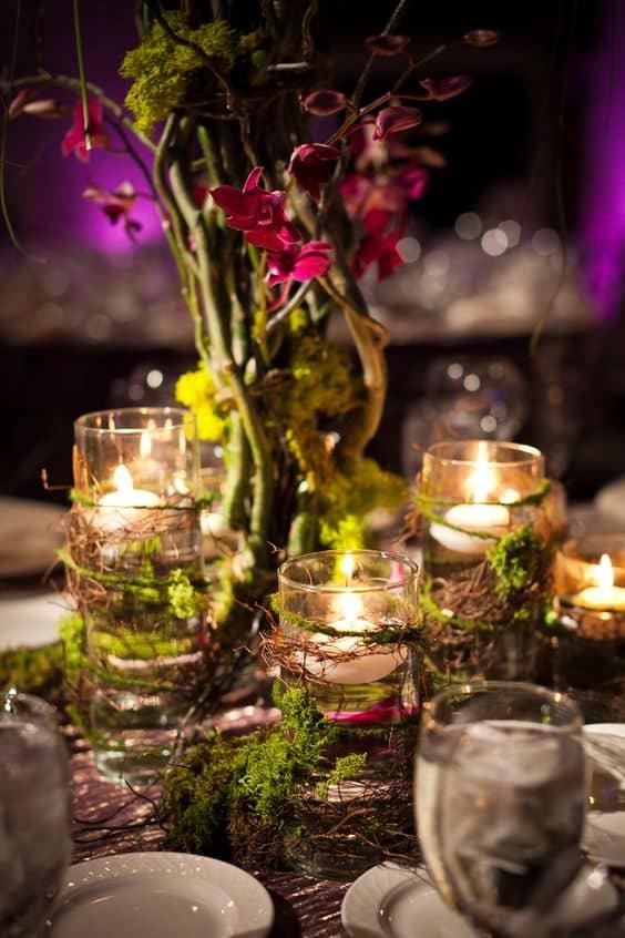 bosque encantado-musgo-centro de mesa-boda-min