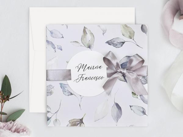 invitaciones de boda botánicas