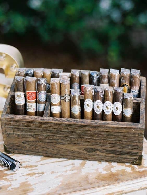 puros de boda