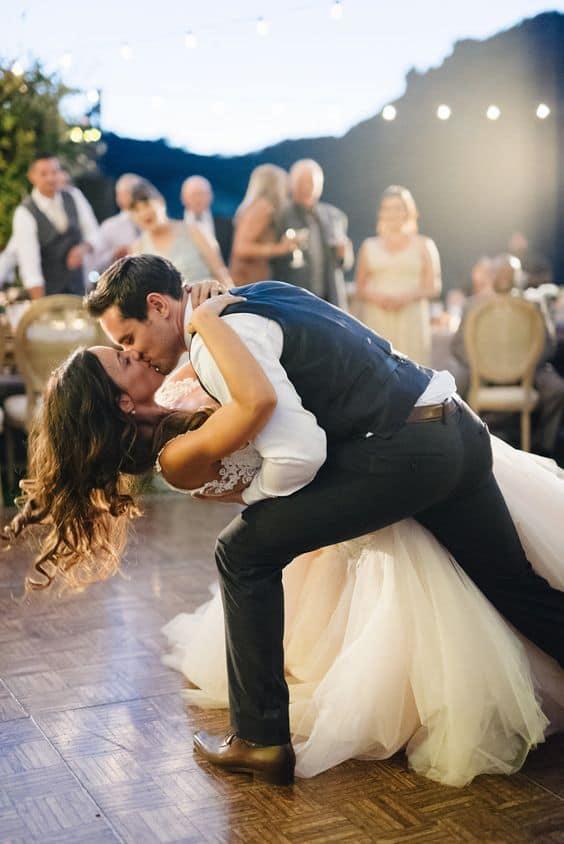 boda de baile