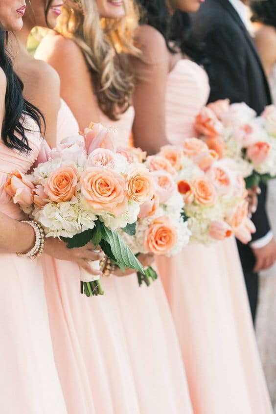 boda de albaricoque