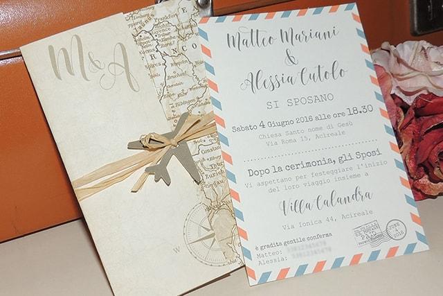 invitaciones de boda originales de viajes