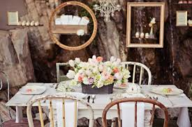 ideas decoración bodas vintage