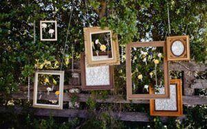 ideas decoración para boda vintage