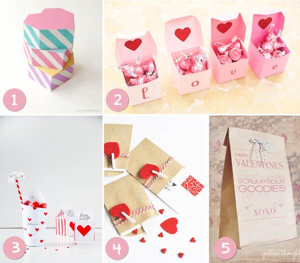 paquetes de ideas para el día de san valentín