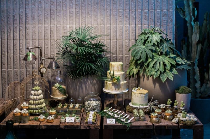 mesa dulce jungla