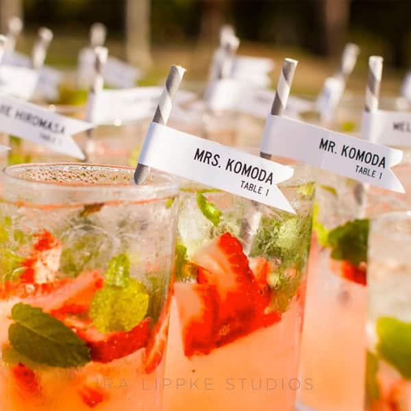 bebidas tableau