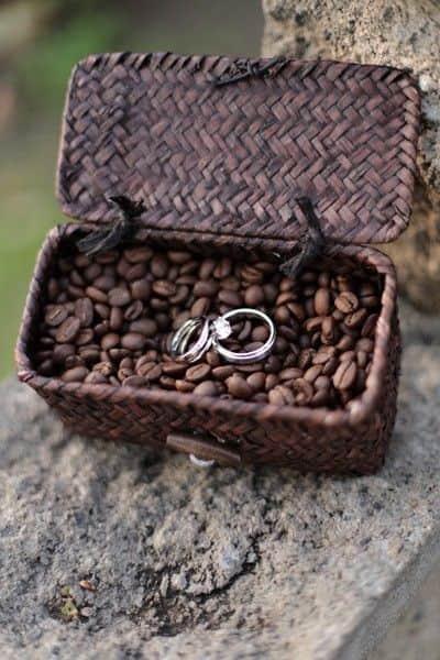 titulares de anillos de café