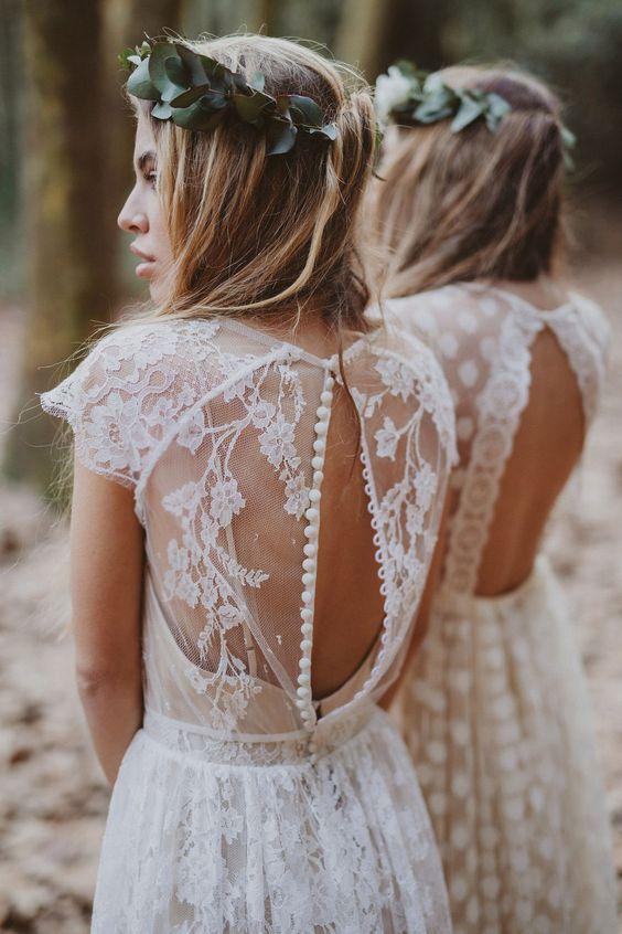vestido bohemio