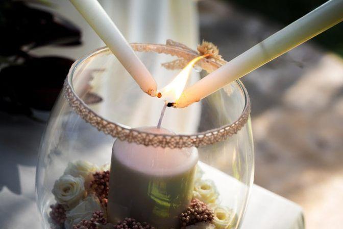 La ceremonia de velas