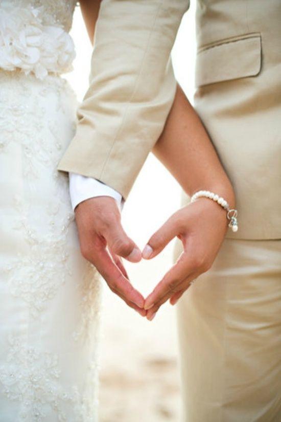 boda en el dia de san valentin