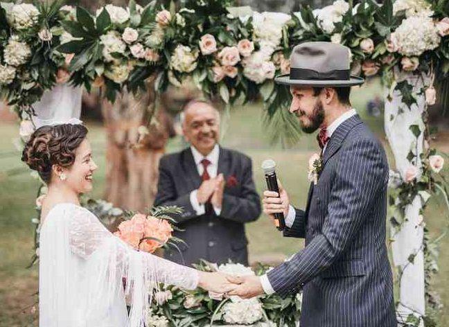votos matrimoniales. votos de boda