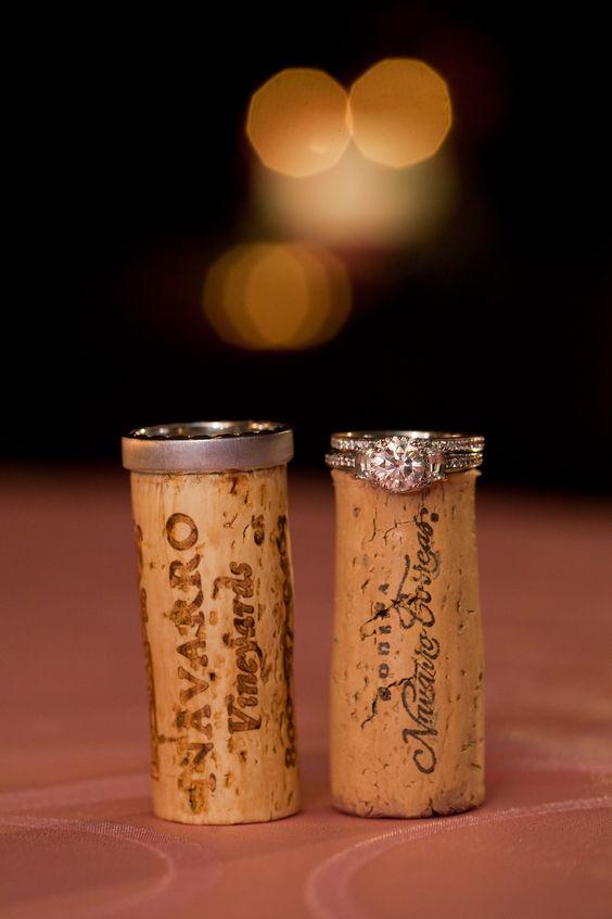 tapas de soporte de anillo