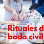 Rituales de bodas civiles