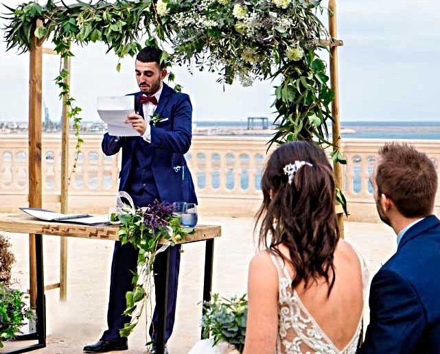Discursos de bodas